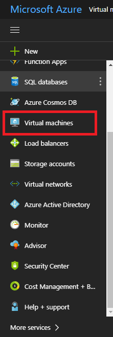How-restart-VM-Instance-in-Azure-step-1