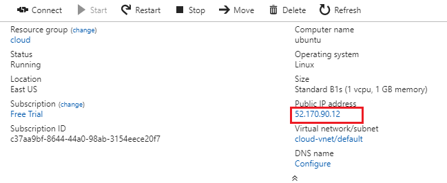 How-to-SSH-in-your-instance-in-Azure-step-2