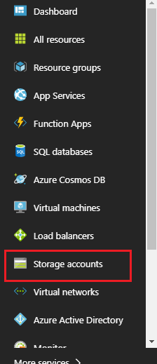 How-to-create-a-Storage-account-in-Azure-step-1