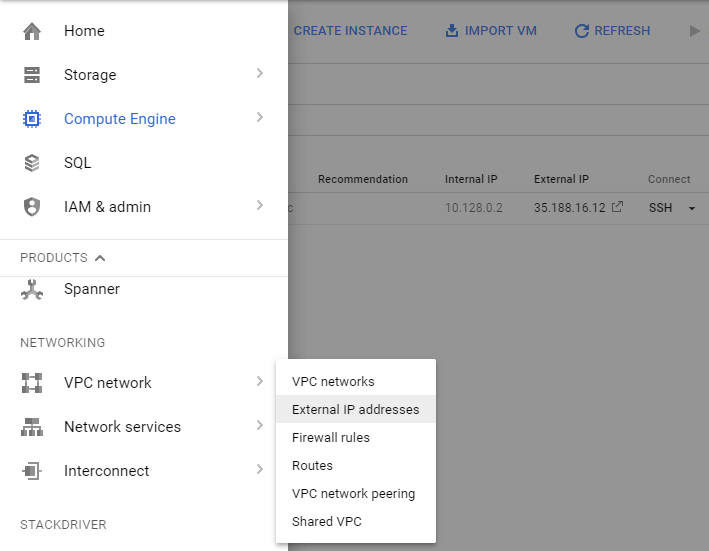 How to Reserve Static IP address in Google Cloud